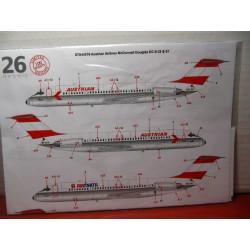 DC-9 Austrian Airlines