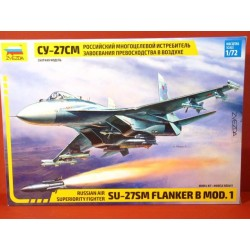 SU-27M Flanker B Mod.1 ( Neue Form)