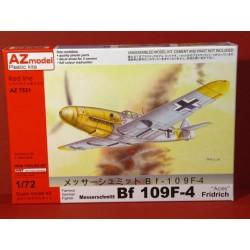 Messerschmitt BF-109 F-4 Asse