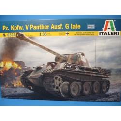 Panzer V Panther Ausf.G