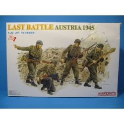 Austria 1945 Last Battle
