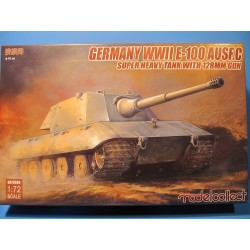 E-100 Ausf. C mit 12,8cm Gun