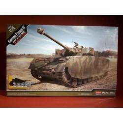 Panzer IV Ausf.H Mittlere Version mit 3d Zimmerit Decals
