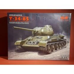T-34-85  neue Bausatzform