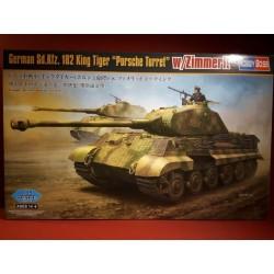 """sd.Kfz. 182 King Tiger """"Porsche Turm"""""""