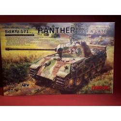 Sd.Kfz.171 Panther Ausf.A Spät