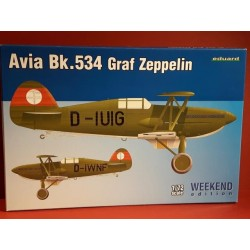 Avia Bk.534 Graf Zeppelin