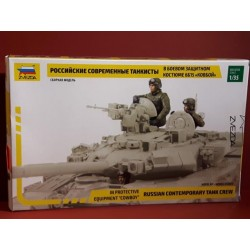 Russian Tank Crew modern