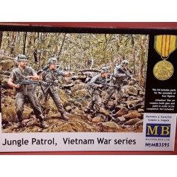 Jungle Patrol, Vietnam War Series