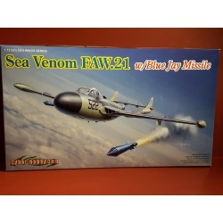 Sea Venom FAW.21 with Blue Jay Missle