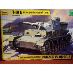 Panzer IV Ausf.E
