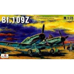Me 109 Z Zwilling