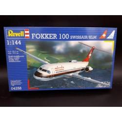 Fokker 100 Swiss/KLM