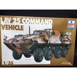 LAV25 command Vehicle