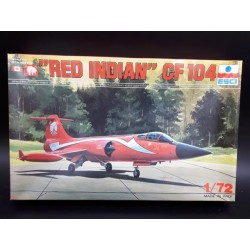CF104 Red Indian