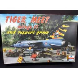 Mirage F1 Tigermeet+ Support Group