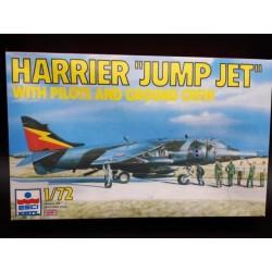 Harrier Jump Jet+ Crew