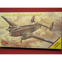 "Hudson Mk.I/III ""Patrol Bomber"""
