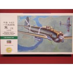 Nakajima Ki 43 Hajabusa