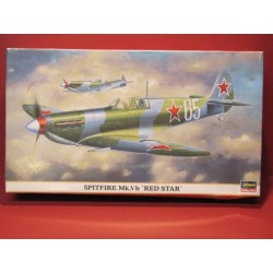 Spitfire Mk Vb Red Star