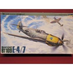 Messerschmitt BF109 E-4/7