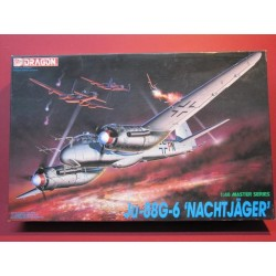 Ju-88 G-6 Nachtjäger