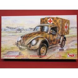VW Type 83 Reichspost (Kastenwagen)