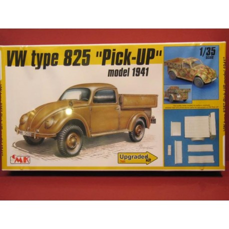 "VW type 825 ""Pick UP"""