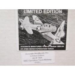 Douglas Dauntles SBD-3/4