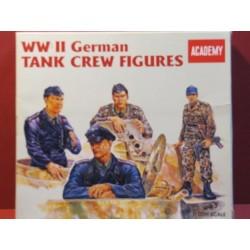 WW2 German Tank Crew