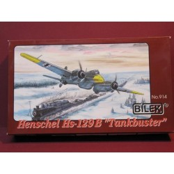 HS-129B Tank Buster
