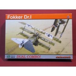 Fokker Dr 1 Dual