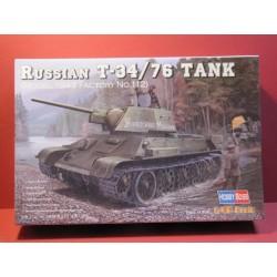 T-34/16 Tank Model 1943 Factory No.112