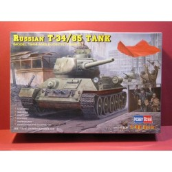 T-34/85 Tank Modell 1944 Angle Jointed Turret