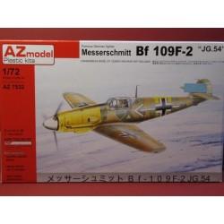 Messerschmitt Bf 109F-2 JG 54
