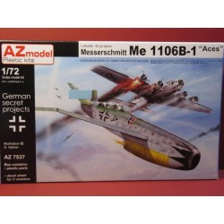 "Messerschmitt Me 1106B-1 ""Aces"" Luftwaffe '46"