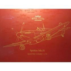 Supermarine Spitfire Mk.IX QUATTRO COMBO 1/72 Fo...