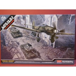 Junkers Ju 87G-2 & JS-2 Limited edition. ...