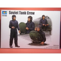 Modern Soviet Tank Crew...