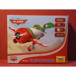 El Chupacabra from Disney Planes (No glue requir...