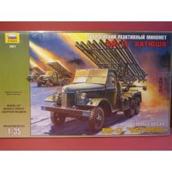Katyuska Artillery Truck...