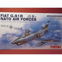 Fiat G-91R NATO Air Forces...