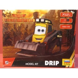 Drip from Disney Planes fire & Rescue (No glue r…