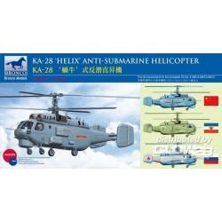 Kamov KA-28 HELIX Anti-Submarine Helicop