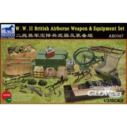 W.W.II British Airborne Weapon&Equipment Set