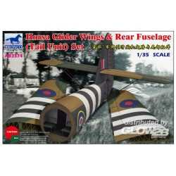 Horsa Glider Wing &Rear Fuselage (Tail