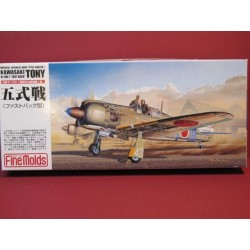 Kawasaki Ki-100Fast Back Tony
