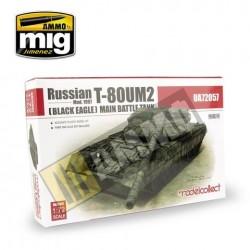 Russian T-80UM2 (Black eagle) Main Battle Tank