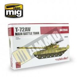 T-72AV Main Battle Tank
