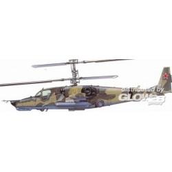 Ka-50  Black shark  Attack Helicopter
